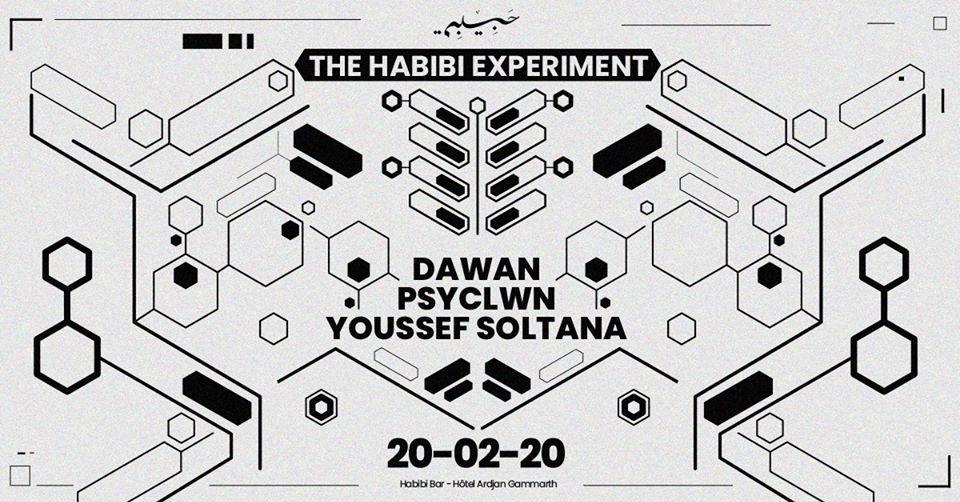 The Habibi Experiment - Dawan, Psyclwn & Youssef Soltana