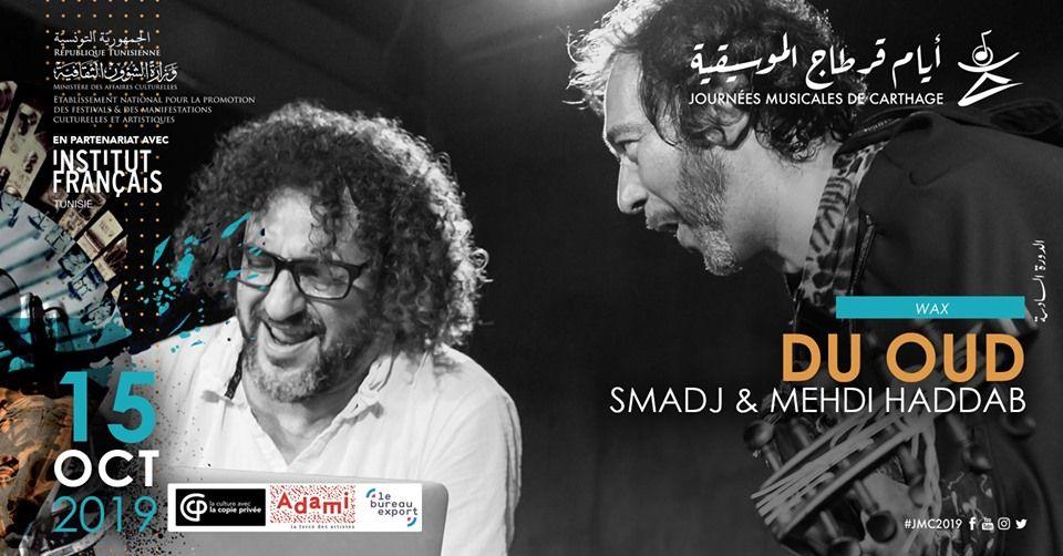 Du Oud de Smadj et Mehdi Haddab aux JMC 2019