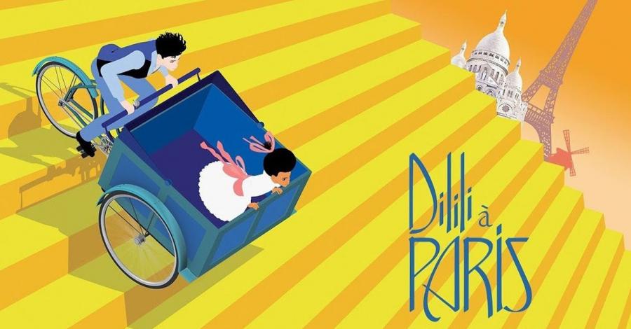 """Projection du film """"Dilili à Paris"""""""