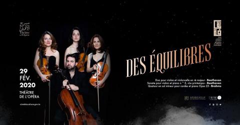 Ensemble de musique de chambre « Des  ...