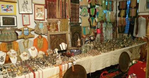 Exposition Chez SADIKA