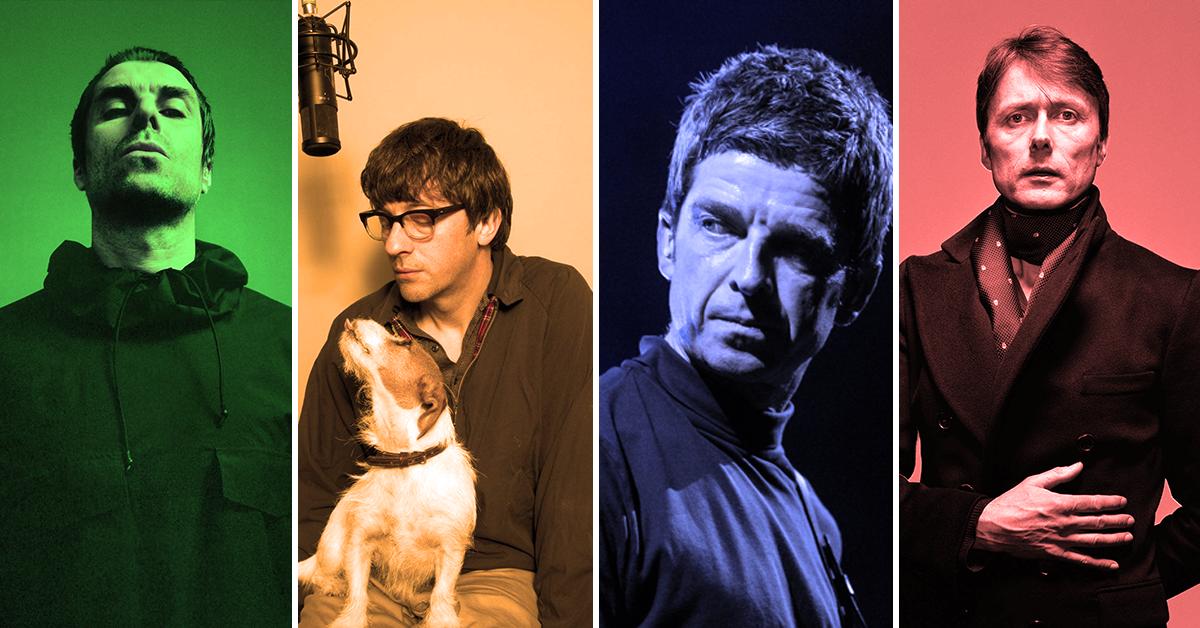 Britpop : L'Oasis contre le Mirage