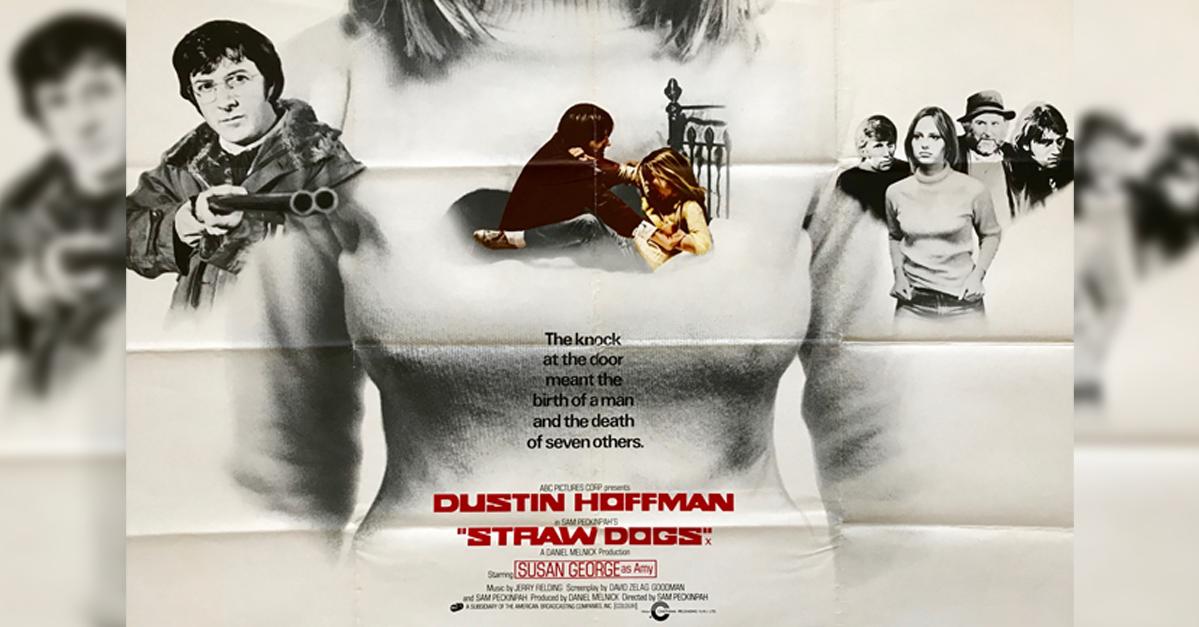 Chiens de Paille  La violence ambiguë de Peckinpah…