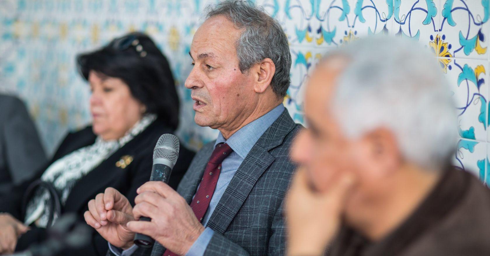 تعيين الدكتور مبروك المناعي مديرا لمعرض تونس الدولي للكتاب