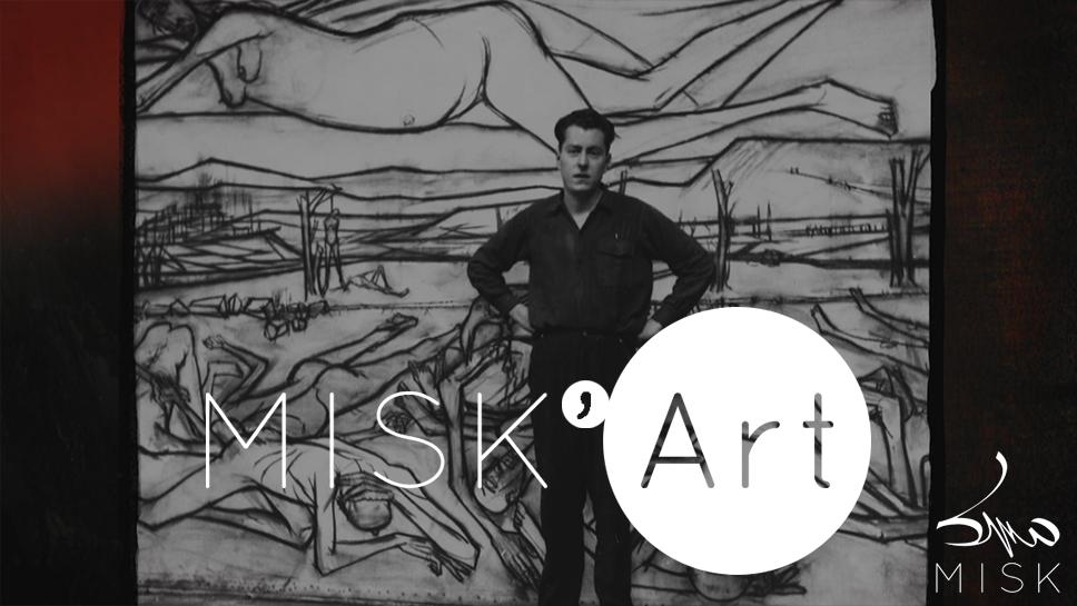 Misk Art Bernard Buffet La Peinture On N En Parle Pas On Ne L Analyse Pas On La Sent